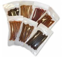 Avonturia 100% Vleesstick 5 x 100 gram - Wildmix