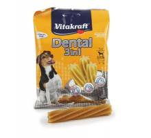 Vitakraft Dog Dental 3in1 Medium dog 7 sticks