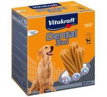 Vitakraft Dog Dental 3in1 Large Dog 4x7 sticks
