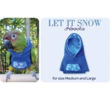 Papegaaien Hoodie Medium