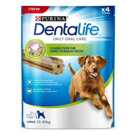 Purina Dentalife sticks Large
