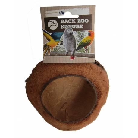 Kokosnoot Voerbak