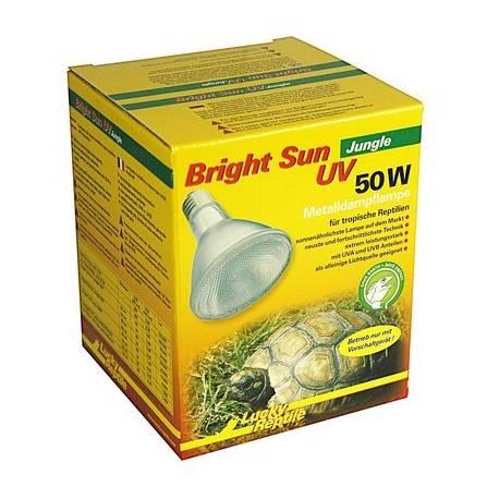 Bright Sun UV Jungle 50W Lamp