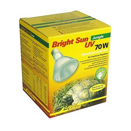 Bright Sun UV Jungle 70W Lamp