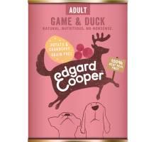 Edgard en Cooper Lam & Rund, Appelen &  Wortelen - Blik 400gram