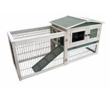 Woodland konijnenhok lambert cottage 155x53x70 cm