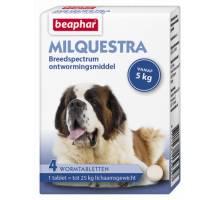 Beaphar Milquestra hond (5 - 75kg) 4st