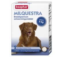 Beaphar Milquestra hond (5 - 50kg) 2st