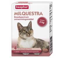 Beaphar Milquestra kat (2 - 12kg) 4st