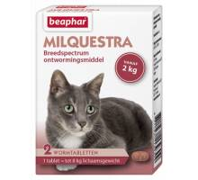 Beaphar Milquestra kat (2 - 12kg) 2st