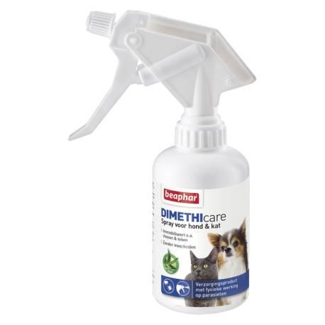 Beaphar Dimethicare Spray hond/kat 250ml