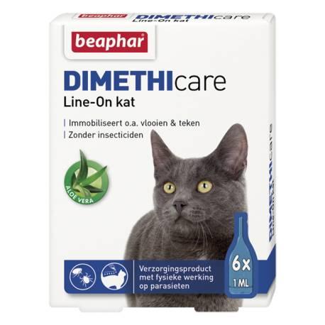 Beaphar Dimethicare Line-On kat 6 pip