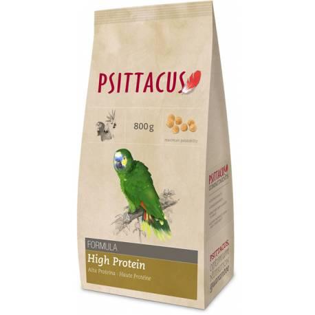 Psittacus High Protein 800 gram