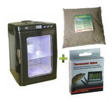 Herp Nursery 2 - Broedstoof voor reptielen eieren - Actie kit