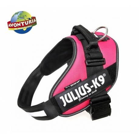Julius K9 IDC Powertuig Roze Maat 1