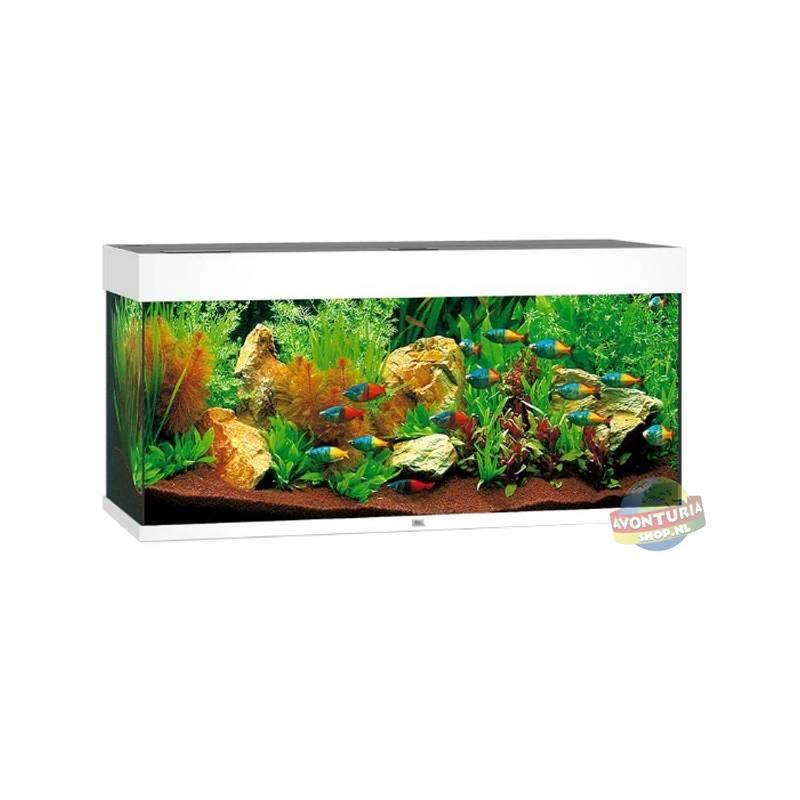 juwel aquarium rio 180 wit led avonturiashop. Black Bedroom Furniture Sets. Home Design Ideas