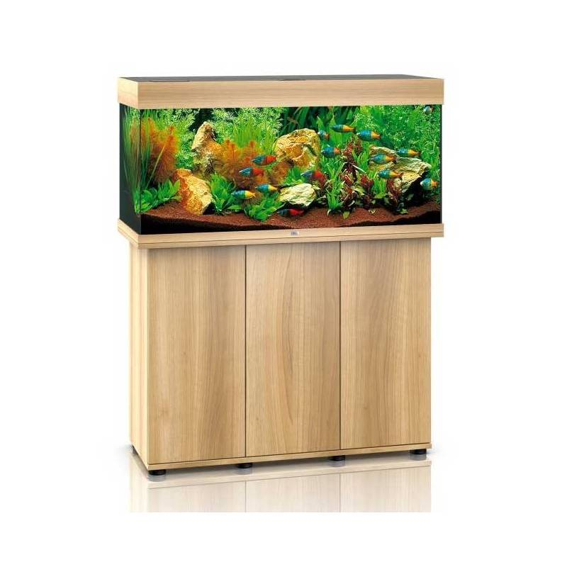juwel aquarium rio 180 lichtbruin led avonturiashop. Black Bedroom Furniture Sets. Home Design Ideas