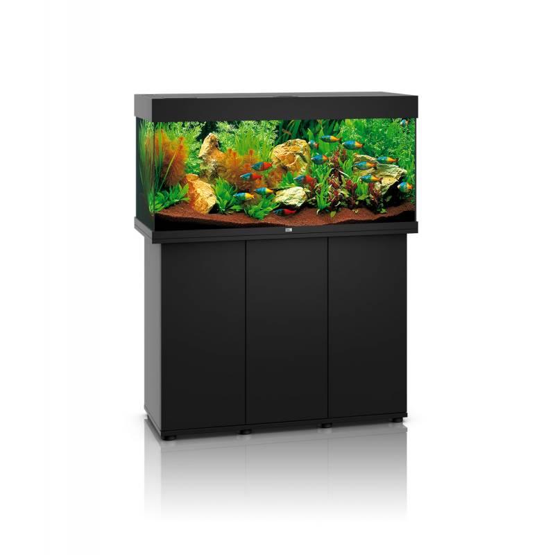 juwel aquarium rio 240 zwart led avonturiashop. Black Bedroom Furniture Sets. Home Design Ideas