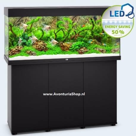 JUWEL Aquarium Rio 240 Zwart LED