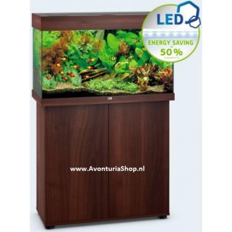 JUWEL Aquarium Rio 125 Donkerbruin LED