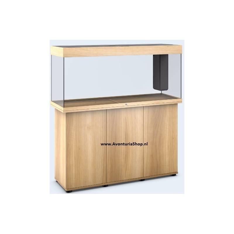 juwel aquarium rio 240 lichtbruin led avonturiashop. Black Bedroom Furniture Sets. Home Design Ideas