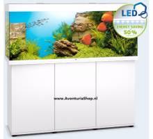 JUWEL Aquarium Rio 450 Wit LED