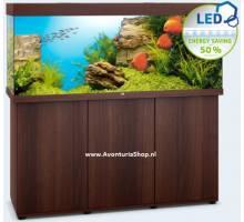 JUWEL Aquarium Rio 450 Donkerbruin LED