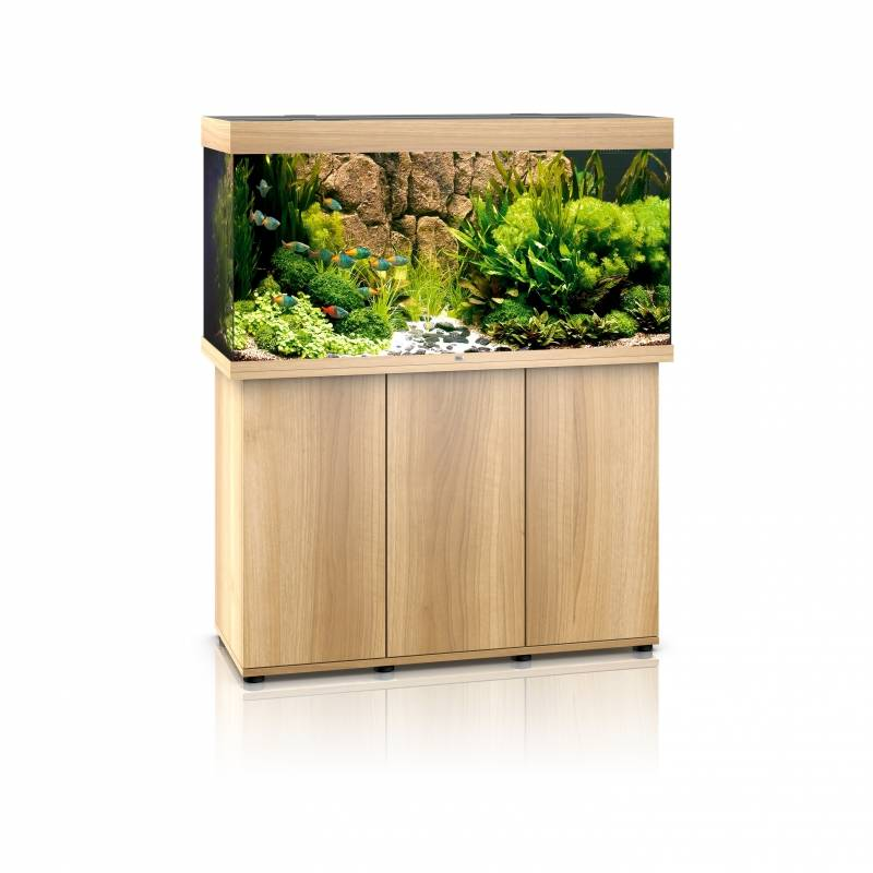 juwel aquarium rio 350 lichtbruin led avonturiashop. Black Bedroom Furniture Sets. Home Design Ideas