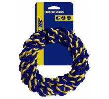 Braided Cotton Rope bumper medium 35cm