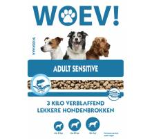 Woev! Adult Sensitive 3kg
