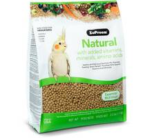 Zupreem Naturel Diet Medium, Cockatiel 1 kg.