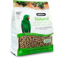 Zupreem Natural Diet M/L Parrots and Conures 1,4 kg