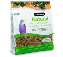 ZuPreem Natural Diet Small Birds 1 kg