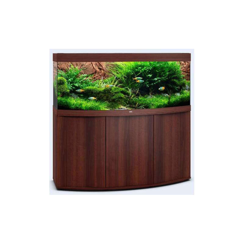 juwel aquarium vision 450 donkerbruin led avonturiashop. Black Bedroom Furniture Sets. Home Design Ideas