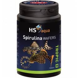 HS Aqua Spirulina Wafers 1000 ml