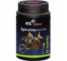 HS Aqua Spirulina Wafers 1000 ml
