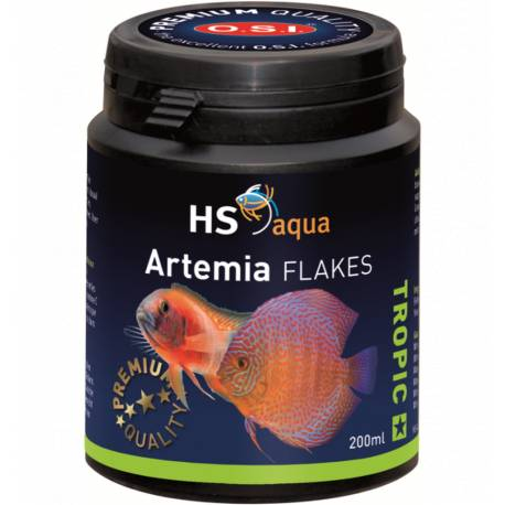 HS Aqua Artemia Flakes 200 ml