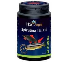 HS Aqua Spirulina Pellets S 1000 ml