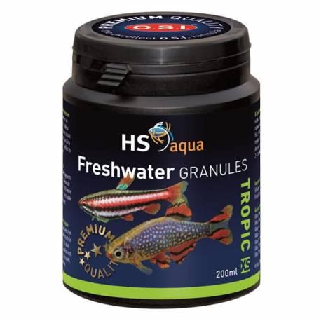 HS Aqua Freshwater Granules XS 200 ml