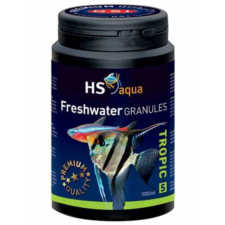 HS Aqua Freshwater Granules S 1000 ml