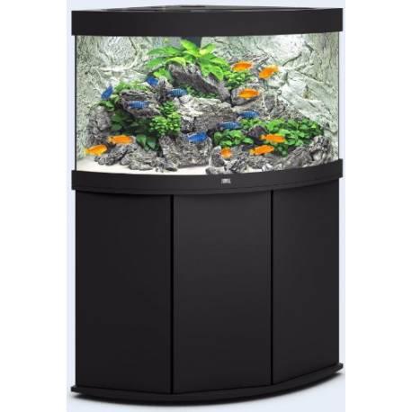 JUWEL Aquarium Trigon 190 Zwart LED