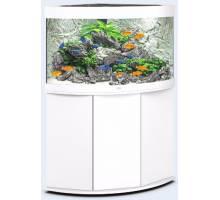 JUWEL Aquarium Trigon 190 Wit LED