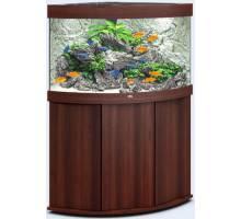 JUWEL Aquarium Trigon 190 Donkerbruin LED