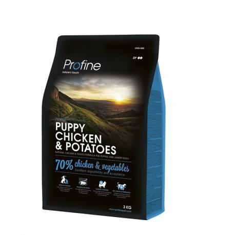 Profine Puppy Chicken and Potatoes 3kg