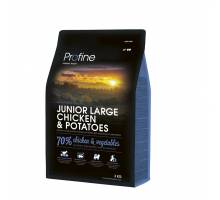 Profine Junior Large Breed Chicken and Potatoes 3kg