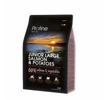 Profine Junior Large Breed Salmon and Potatoes 3kg