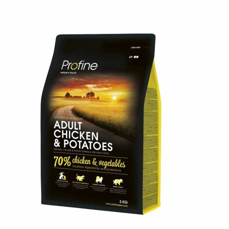 Profine Adult Chicken and Potatoes 3kg