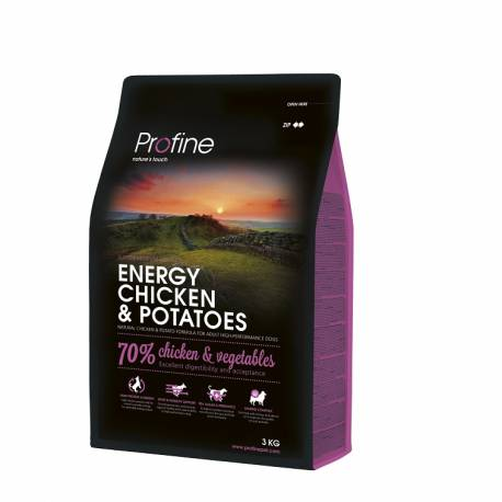 Profine Energy Chicken and Potatoes 3kg