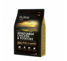 Profine Adult Large Breed Chicken and Potatoes 3kg