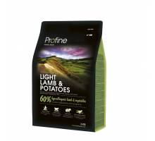Profine Light Lamb and Potatoes 3kg